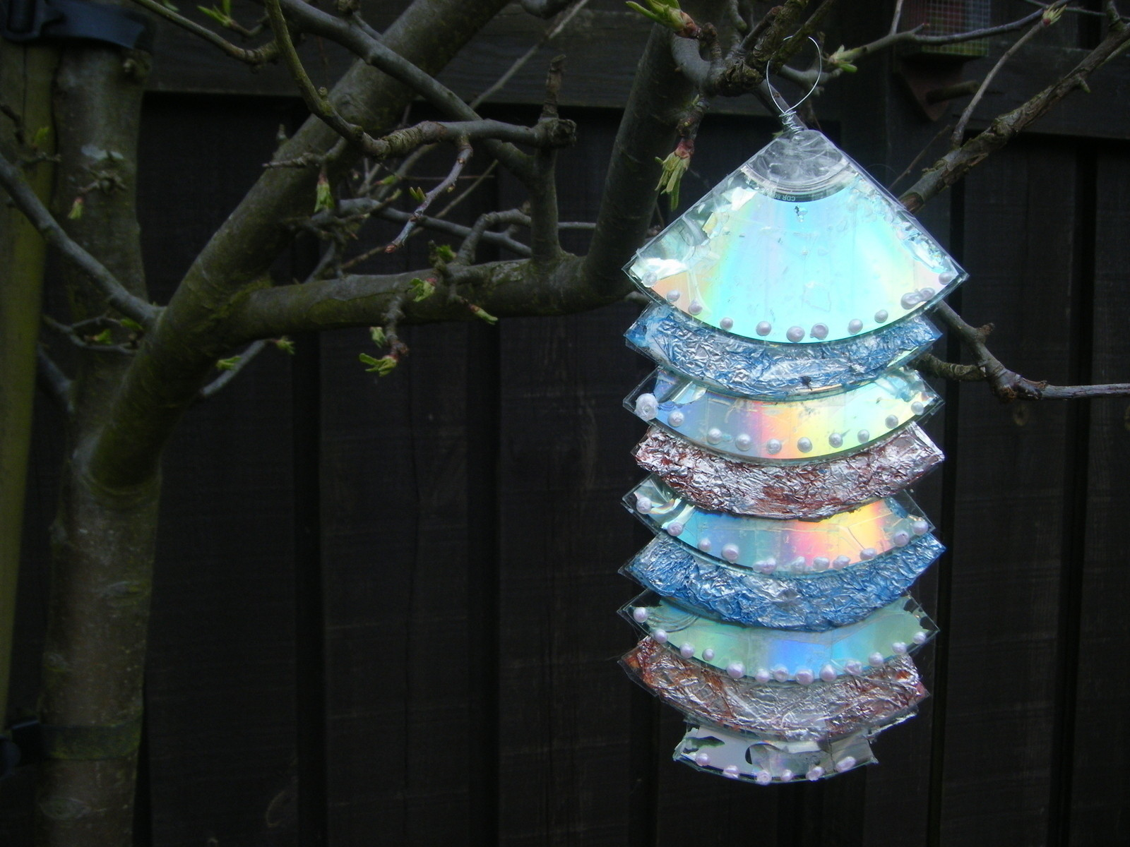 Cd Lantern D How To Make A Lantern Decorating On Cut