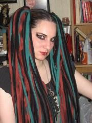 hair weaves dreadlock fall