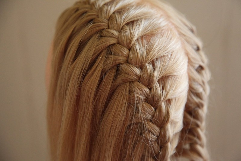 French Ladder Braid Tutorial How To Style A French Braid