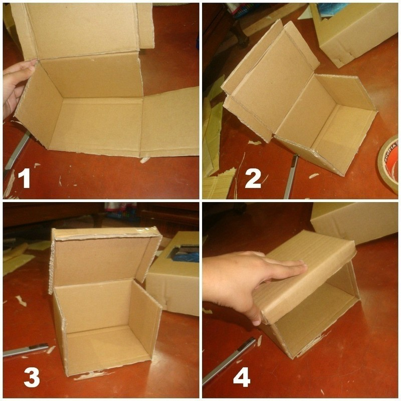 Diy Accessory Box  How To Make A Box  Home  DIY on Cut
