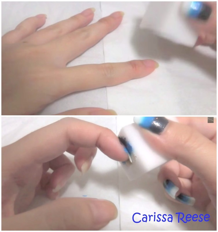 How To Paint A Grant Nail I Do Art Types Of