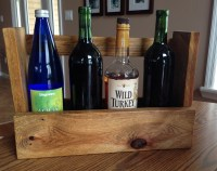 Quick & Simple Wine Rack  How To Make A Wine Rack  Home