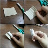 Diy Cardboard Stamps  How To Make A Stamper  Decorating ...