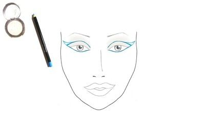 Superhero Eyes · How To Create A Graphic Liner Look