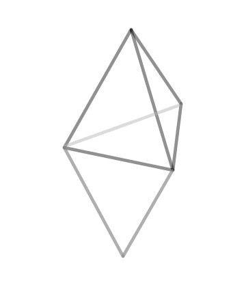 Felt Polyhedron Keychain · How To Sew A Fabric Charm