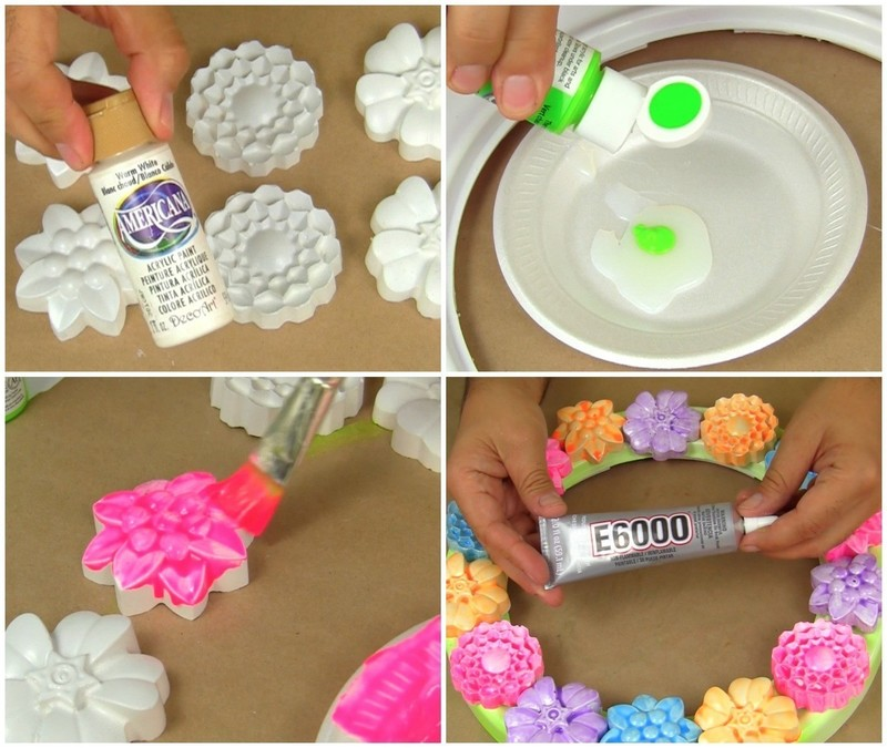 3 Plaster Of Paris Home Decor Projects! How To Make A Home