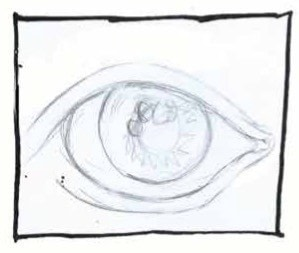 How To Draw Eyes · Extract from How to Draw Everything by
