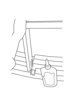 Rocking Chair · Extract from I Modify IKEA by Charlotte