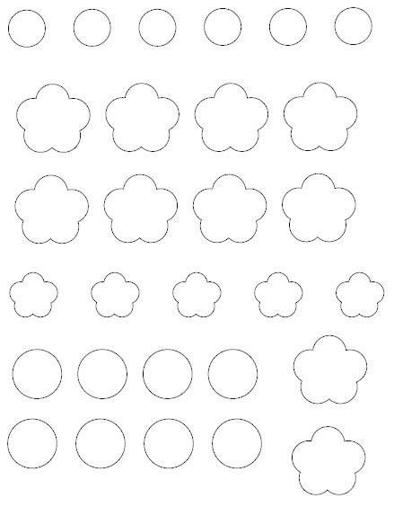 Felt Cherry Blossom · How To Make A Flower Plushie