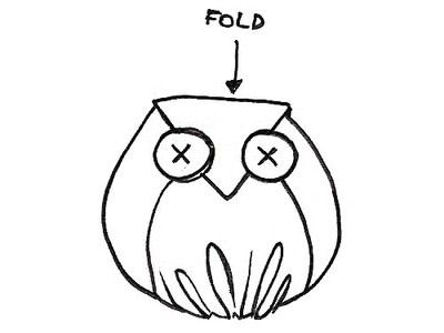 Cute&Simple Owl · How To Make A Bird Plushie · Sewing on