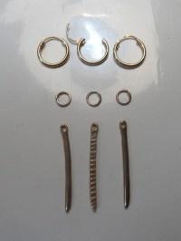 Roronoa Zoro's Earrings  How To Make A Dangle Earring ...