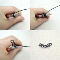 Handmade Jewelry Ideas Wire Wrapped Chandelier Earrings ...