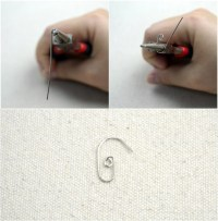 Homemade Jewelry Ideas How To Make A Pair Of Exquisite ...