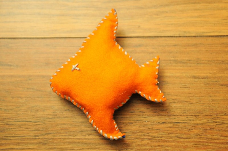 Felt Cat Toy 183 How To Make A Pet Toy 183 Needlework On Cut