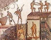 Nel mausoleo di Augusto
