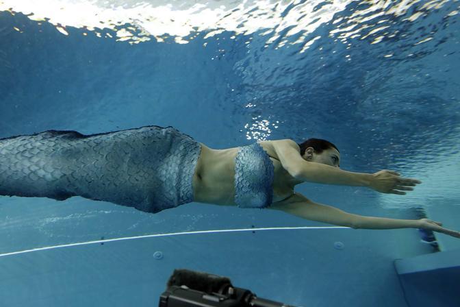 La piscina pi profonda del mondo  Corriere Veneto