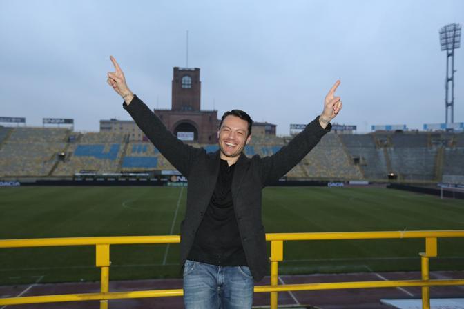 Tiziano Ferro presenta il suo nuovo tour  CorrierediBologna