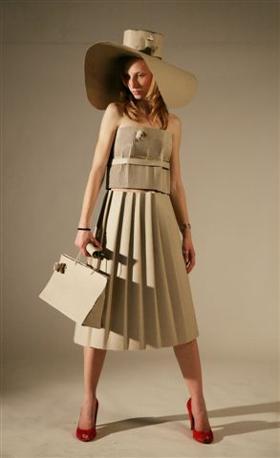 Le modelle vestite di carta  CorriereFiorentino