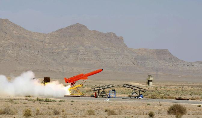 (Ap/Iranian Defense Ministry/Vahid Reza Alaii)