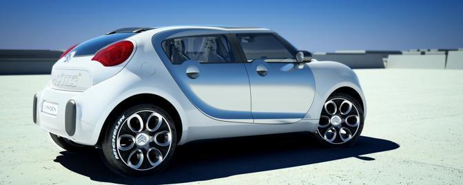 La nuova Citroën 2cv