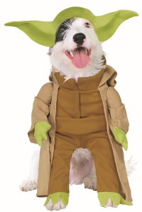 Buy Star Wars Yoda Dog Costume