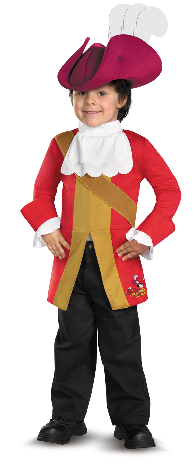 Jake and the Neverland Pirates Costume for Kids and Toddlers