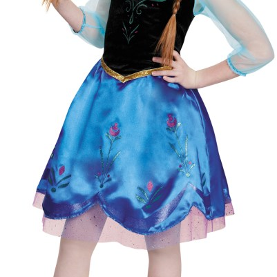 Image result for Disguise Anna Traveling Tween Costume