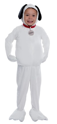 Buy Peanuts: Snoopy Deluxe Costume for Kids