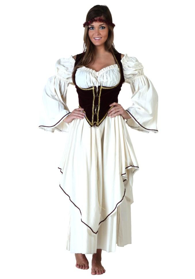 renaissance peasant costume - renaissance festival