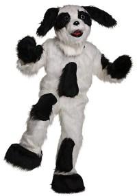 Homemade Adult Dog Costume
