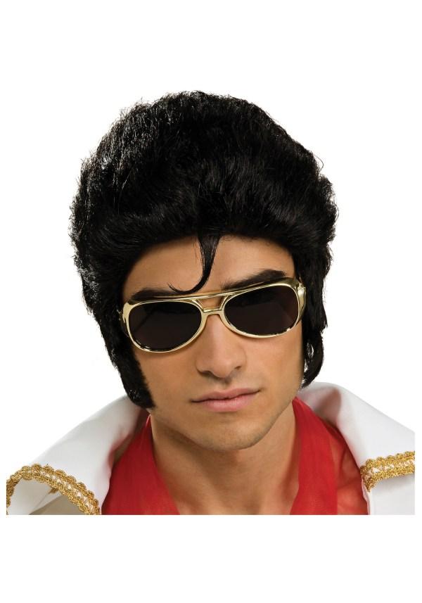 Elvis Wig - Adult Costume Wigs