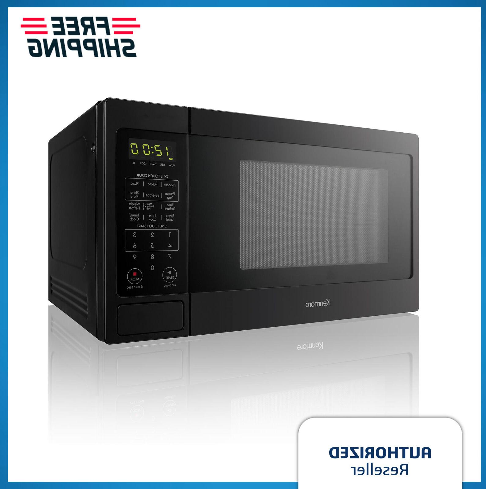 0 9 cu ft kenmore compact countertop microwave white microwave ovens radom speed cooking microwave ovens