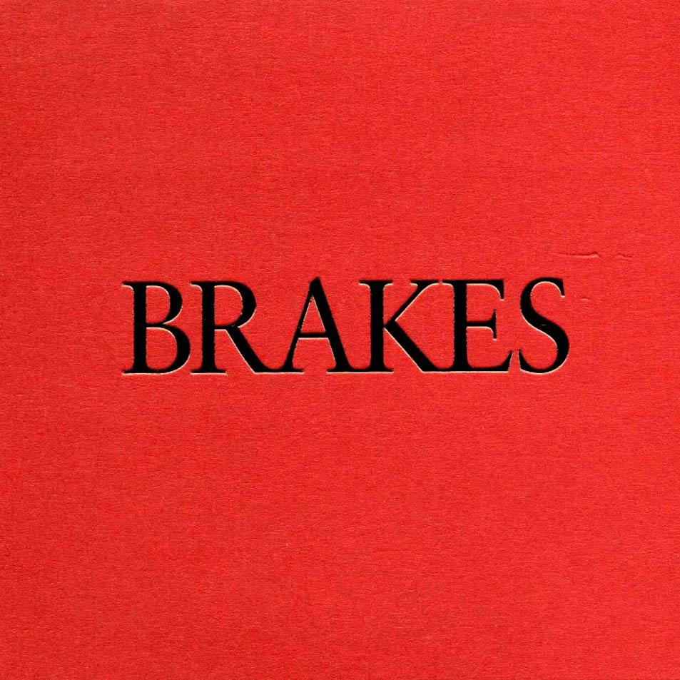 Carátula Frontal De Brakes  Give Blood  Portada