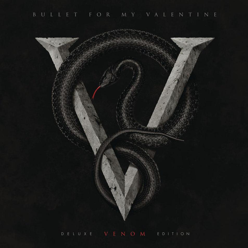 Cartula Frontal De Bullet For My Valentine Venom