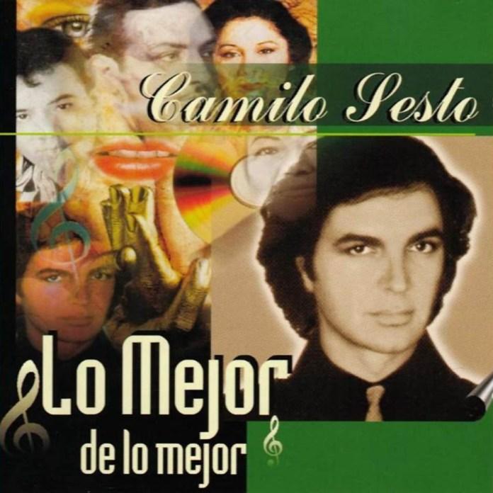 Carátula Frontal de Camilo Sesto - Lo Mejor De Lo Mejor