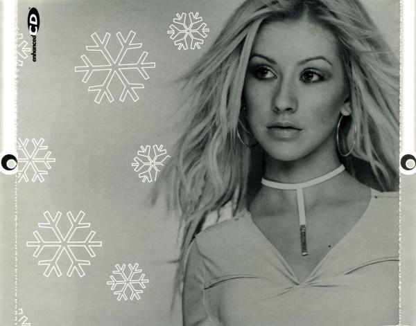 Christina Aguilera Christmas Album.Christina Aguilera Christmas Album