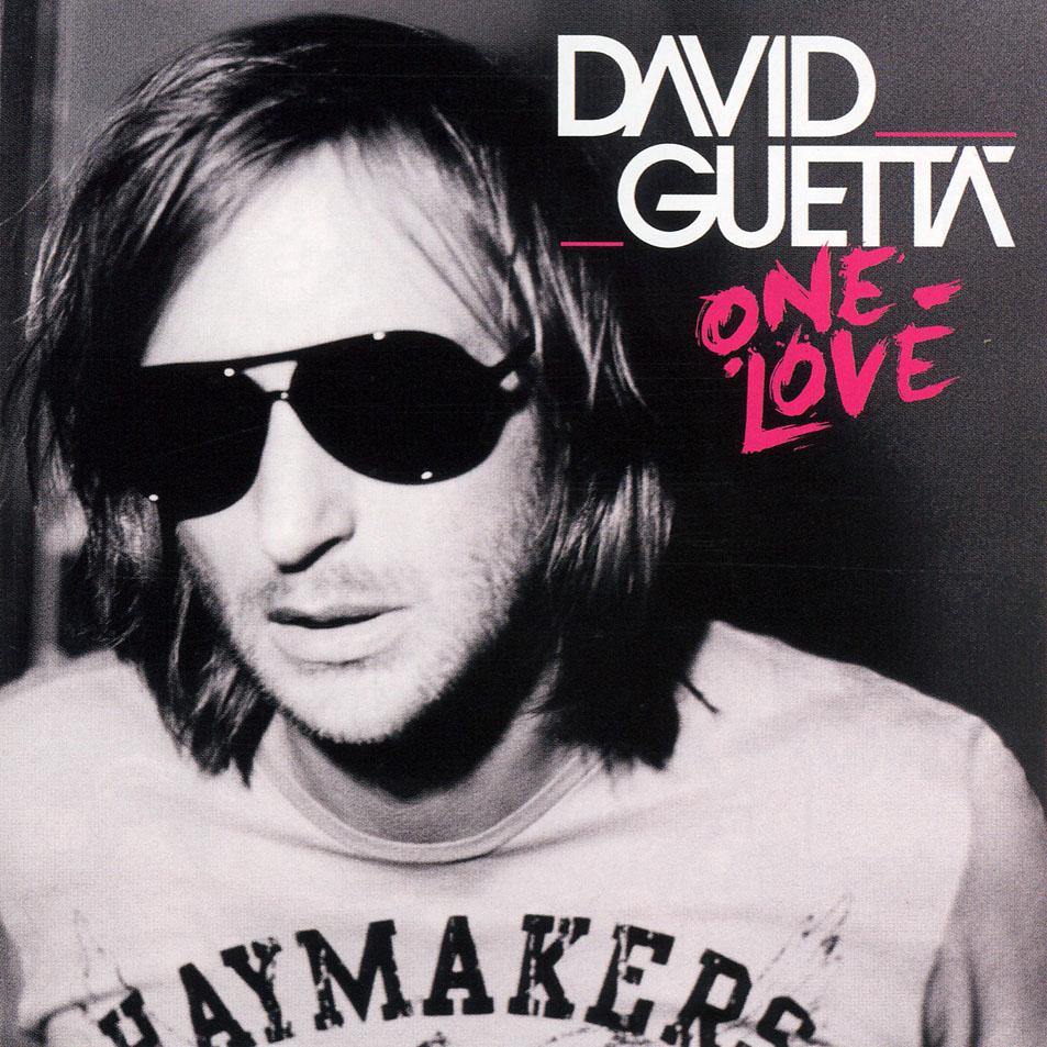 Cartula Frontal de David Guetta One Love Portada