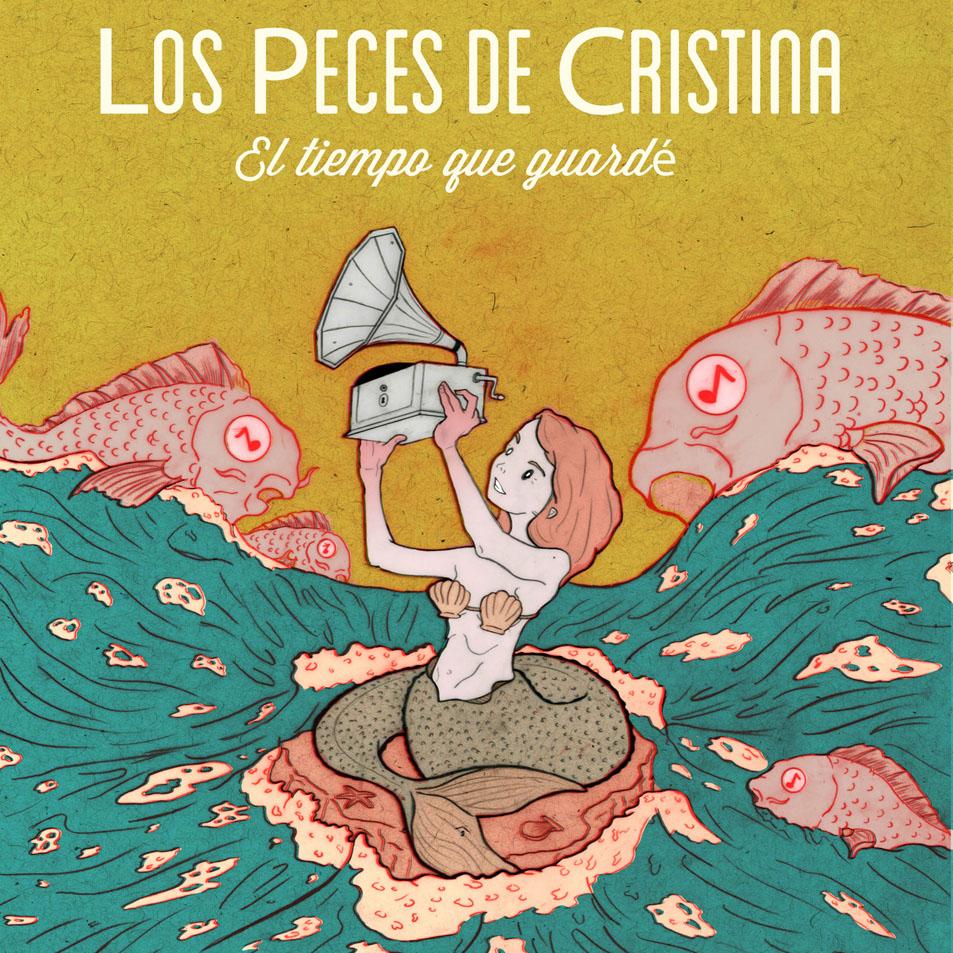 Resultado de imagen de los peces de cristina el tiempo que guarde