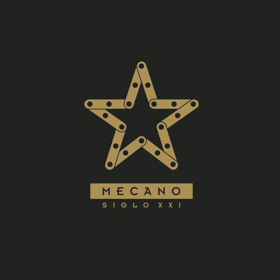 Carátula Cd2 de Mecano - Siglo Xxi