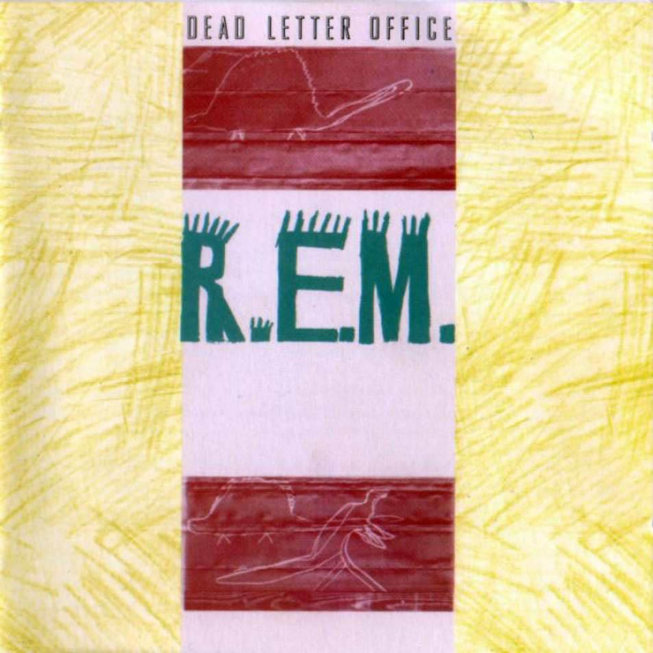 Cartula Frontal de Rem  Dead Letter Office  Portada