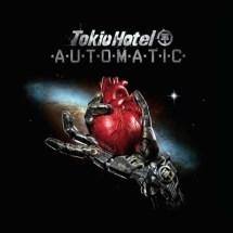 Cartula Frontal De Tokio Hotel - Automatic Cd Single
