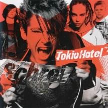 Cartula Frontal De Tokio Hotel - Schrei Portada