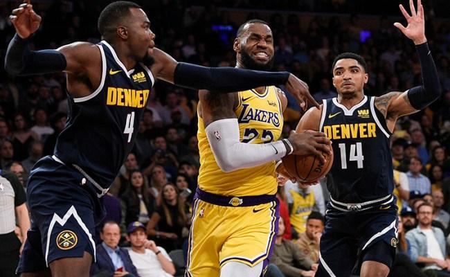 Nuggets Vs Lakers Nba Betting Picks And Predictions Time