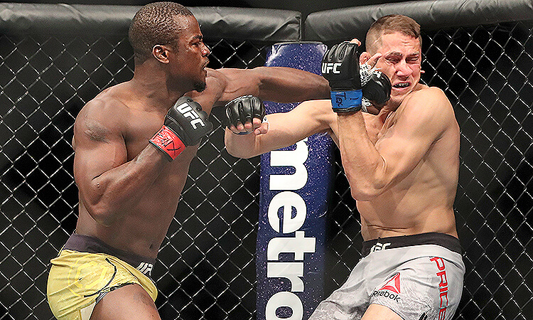 UFC Fight Night: Alhassan vs Lazzez picks and predictions