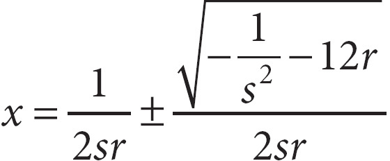 SAT Math Multiple Choice Question 14: Answer and