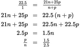 SAT Math Multiple Choice Question 867: Answer and