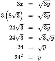SAT Math Grid-Ins Question 242: Answer and Explanation