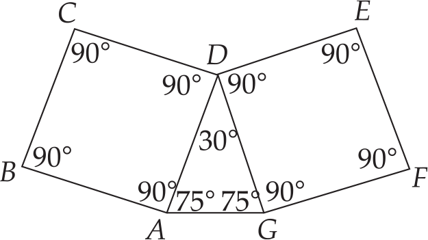 SAT Subject Math Level 1&2 Practice Question 753: Answer