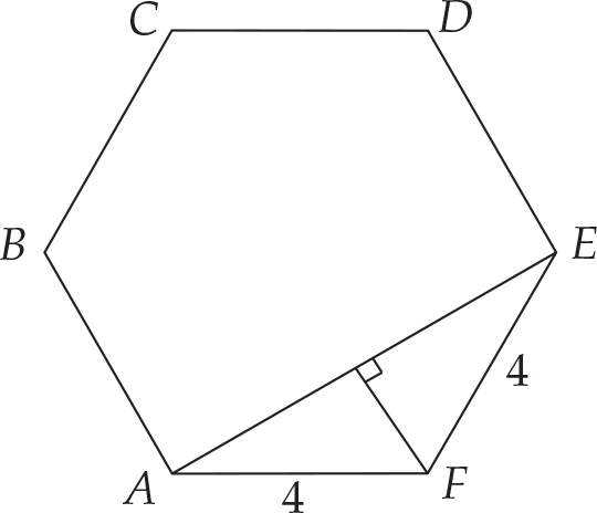 SAT Subject Math Level 1&2 Practice Question 812: Answer