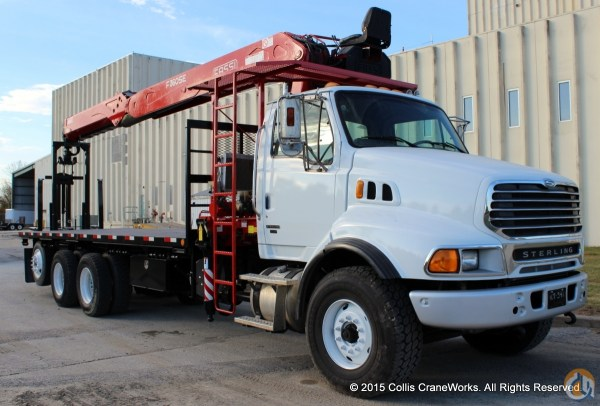 20+ 2006 Sterling Drywall Boom Truck Delivery Pictures and